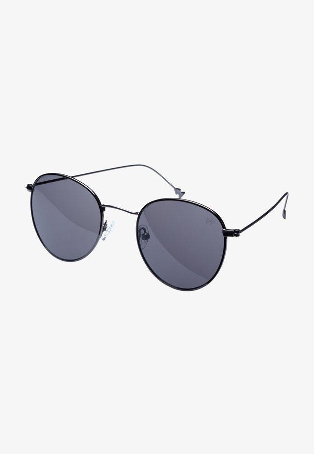 SUNHEROES SUNGLASSES IL CAPO - Sluneční brýle - gunmetal