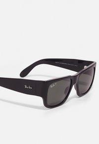 Ray-Ban - UNISEX - Sluneční brýle - shiny black - 3