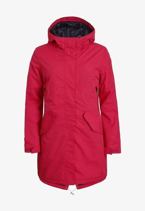 ADDIS - Parka - red