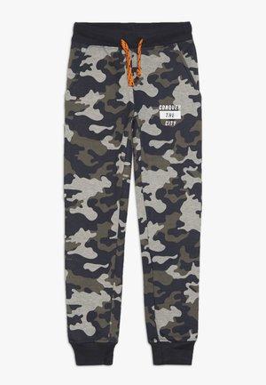 Teplákové kalhoty - grau