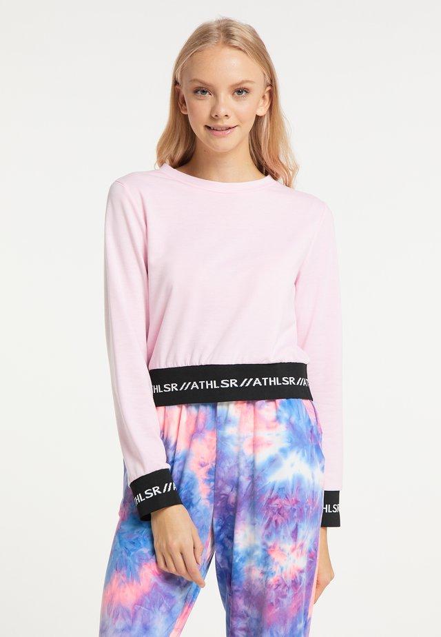 Sweatshirts - rosa