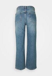 Boyish - MIKEY WIDE LEG - Flared Jeans - mirror - 8