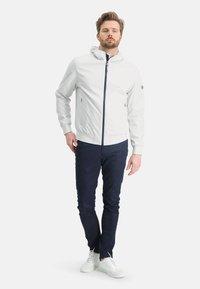 State of Art - Light jacket - cream plain - 1