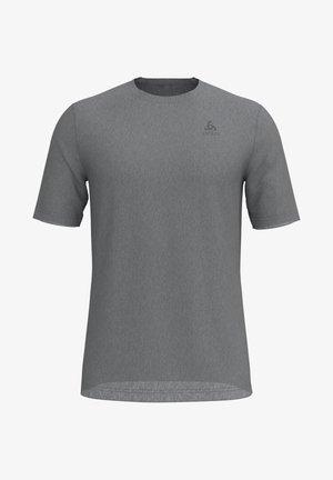 Basic T-shirt - grau (231)