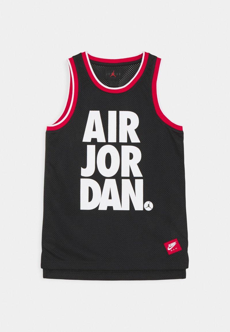 Jordan - JUMPMAN UNISEX - Top - black