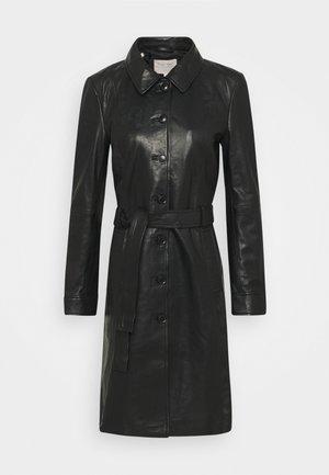EINETTE - Trenchcoat - black