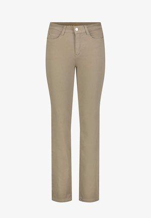 DREAM DREAM - Flared Jeans - beige
