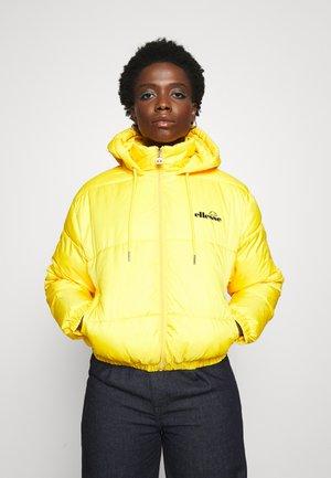 CAMILLA - Zimní bunda - yellow