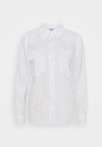 CLAUDIA - Skjorta - white
