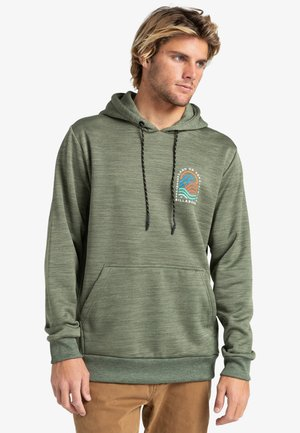 ADVENTURE DIVISION TRANSITION - Hoodie - military