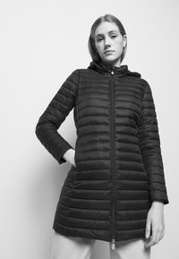 Save the duck - GIGA BRYANNA DETACHABLE HOODED - Winter coat - navy blue - 3