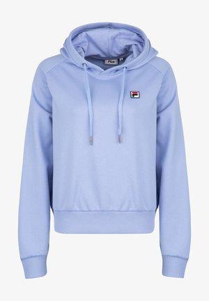 Hoodie - vista blue