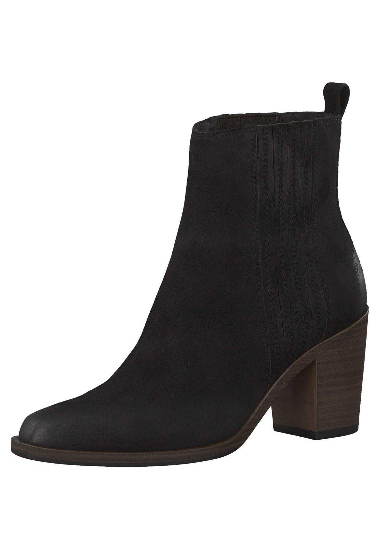 Tamaris High Heel Stiefelette black 1/schwarz