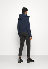 Hollister Co. - ALL WEATHER - Winter jacket - navy - 3