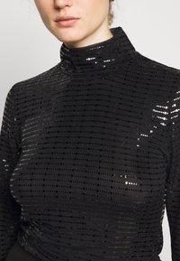 Steffen Schraut - PARIS GLAM  - Long sleeved top - black - 5