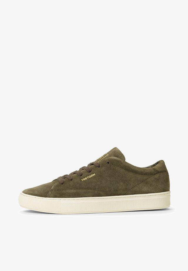 TOURNAMENT  - Sneakers laag - dark olive