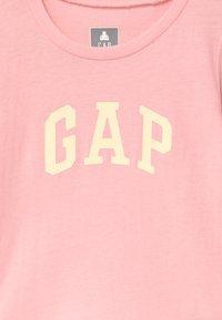 GAP - TODDLER GIRL LOGO 2 PACK - T-shirt à manches longues - light shell pink - 3