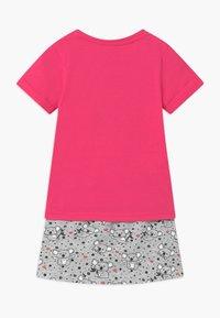 Blue Seven - SMALL GIRLS KOALA SET - Mini skirt - pink - 1