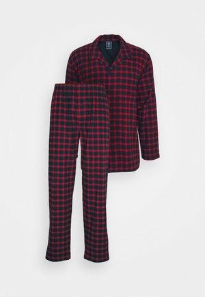 X-MAS - Pyjamas - red/dark