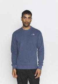 The North Face - CAMPEN  - Sweatshirt - vintage indigo - 0