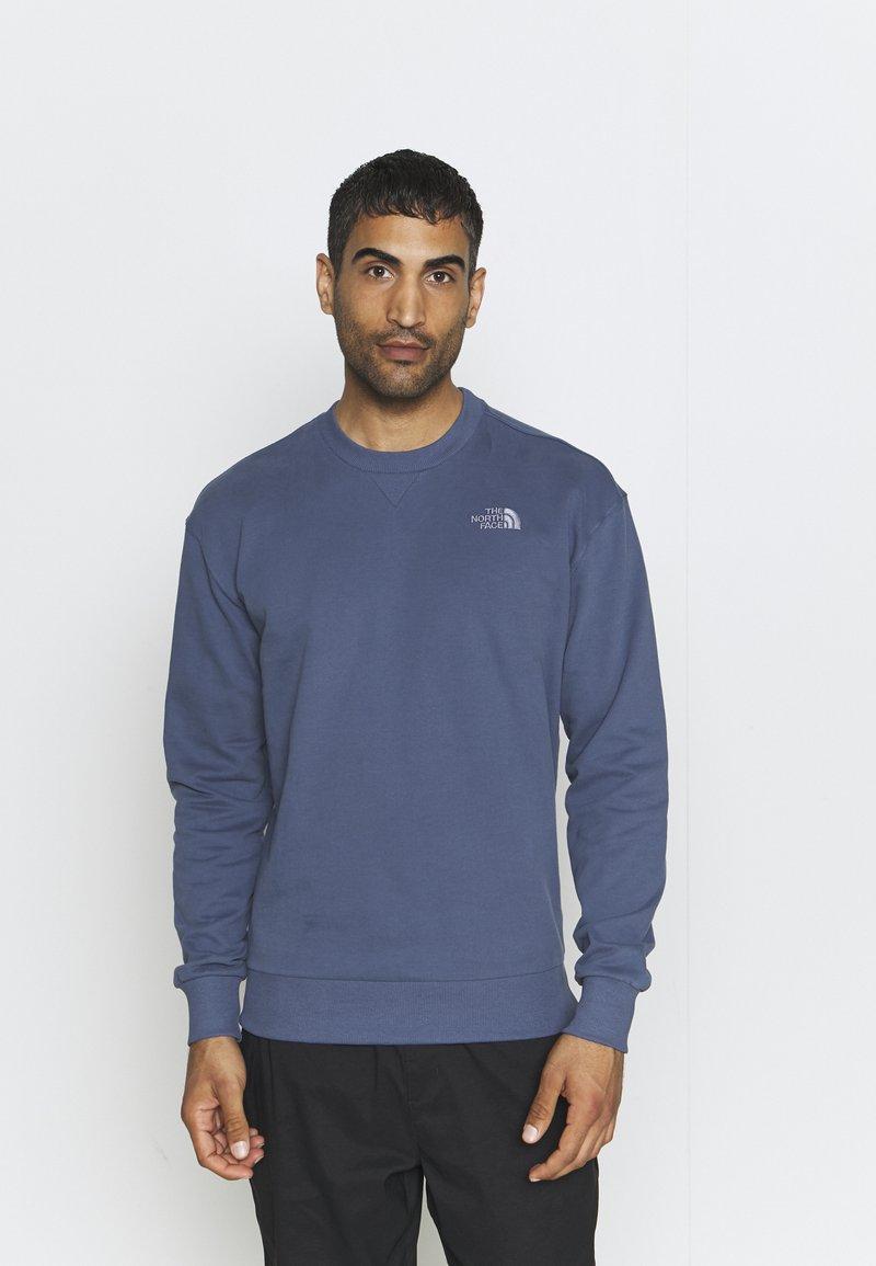 The North Face - CAMPEN  - Sweatshirt - vintage indigo