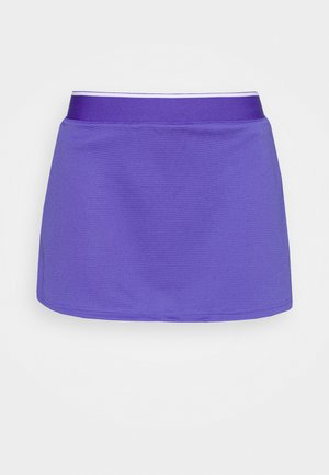 CLUB SKIRT - Jupe de sport - purple/white