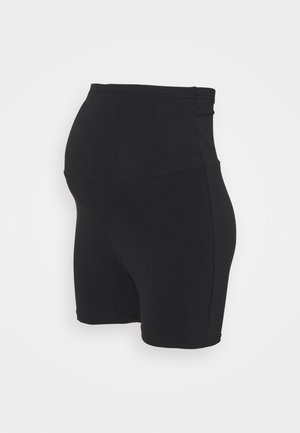 MATERNITY BIKE  - Shorts - black