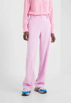 HULANA - Trousers - pastel purple