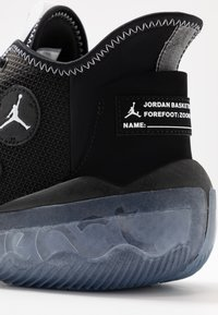 Jordan - JUMPMAN DIAMOND 2 MID - Basketball shoes - black/white - 5
