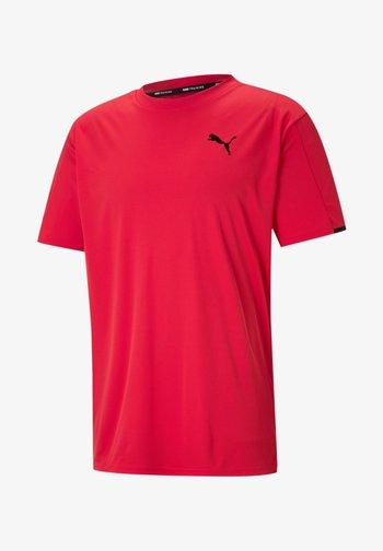 GRAPHIC  - T-shirt print - poppy red