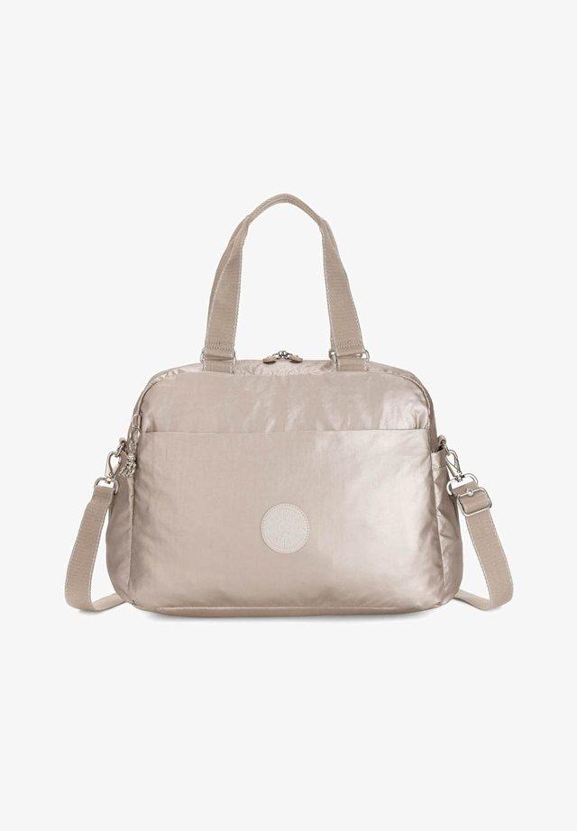 DENY  - Weekend bag - metallic glow
