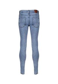 AÉROPOSTALE - Jeans slim fit - lightbluedenim - 1
