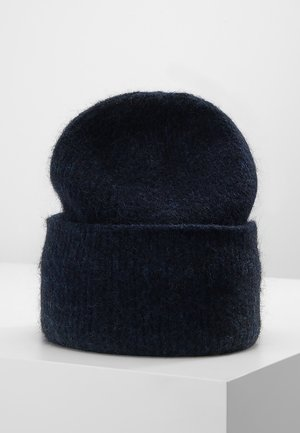 NOR HAT - Beanie - dark blue melange