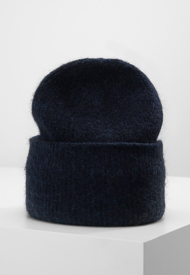 NOR HAT - Czapka - dark blue melange