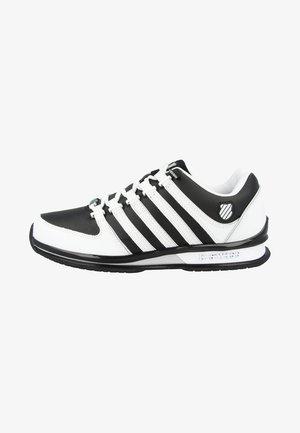 RINZLER SP - Trainers - black/white/gull gray