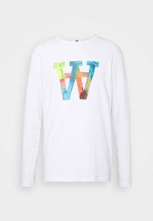MEL  - Long sleeved top - bright white