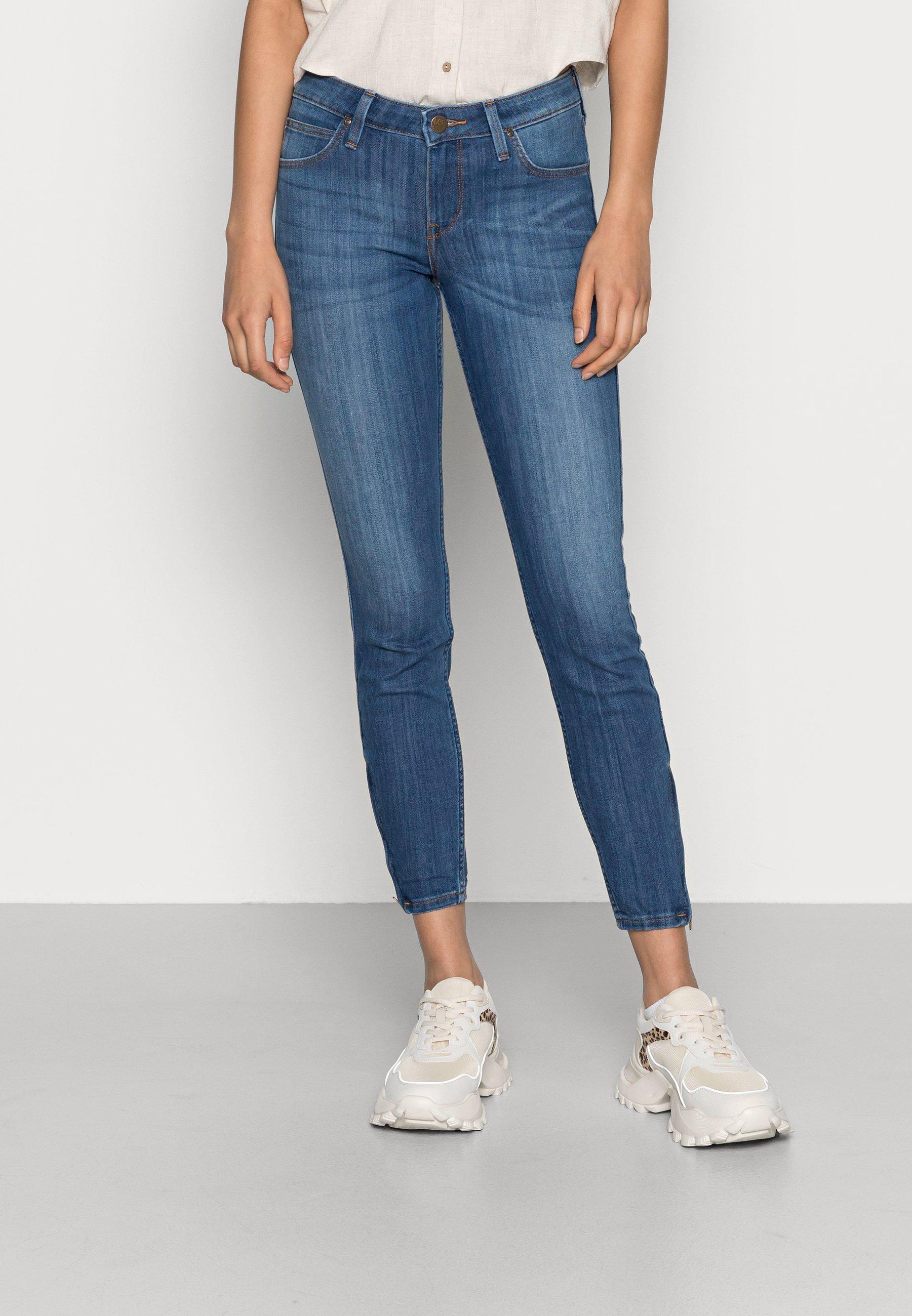 Women SCARLETT CROPPED - Jeans Skinny Fit