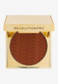 Revolution PRO - CC PERFECTING PRESSED POWDER - Powder - dark - 1