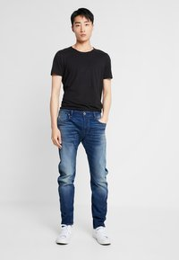 G-Star - ARC 3D SLIM FIT - Slim fit jeans - joane stretch denim - worker blue faded - 1