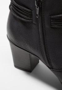 Rieker - Boots à talons - schwarz - 2