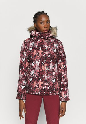 JET SKI - Snowboard jacket - oxblood red