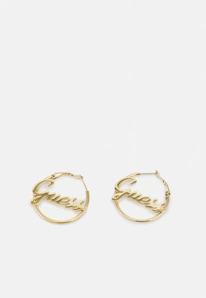 DREAM AND LOVE - Earrings - gold-coloured