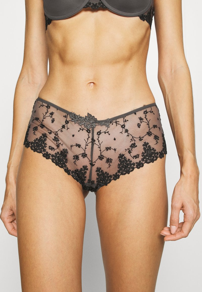 Passionata - NIGHTS SHORTY - Pants - gris intense