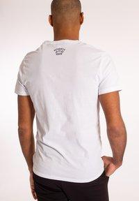 U.S. Polo Assn. - ARCHIBALD - T-shirt med print - white - 1