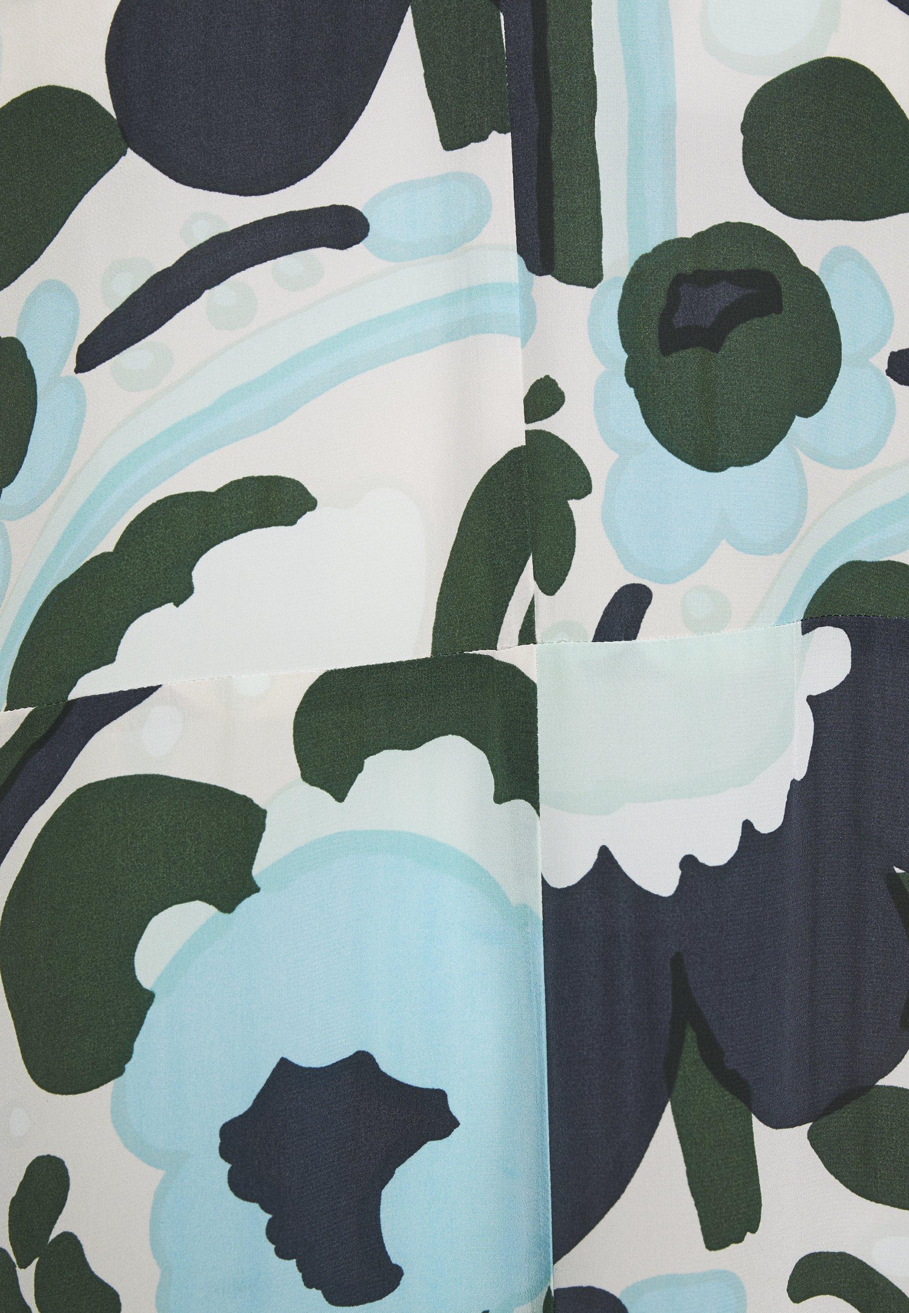 Wholesale Women's Clothing Marimekko SOLMU KARUSELLI DRESS Day dress blue UoUBVXqIn