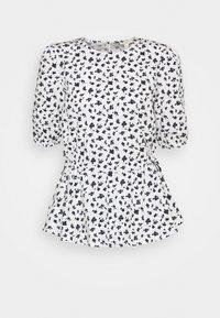 edc by Esprit - BLOUSE - Blouse - off-white - 3