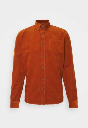 Shirt - dark orange