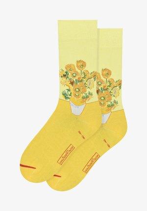 2 PACK - Sokken - gelb