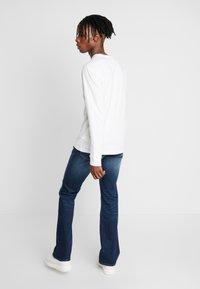 Tommy Jeans - RYAN  - Bootcut jeans - atlanta dark blue - 2