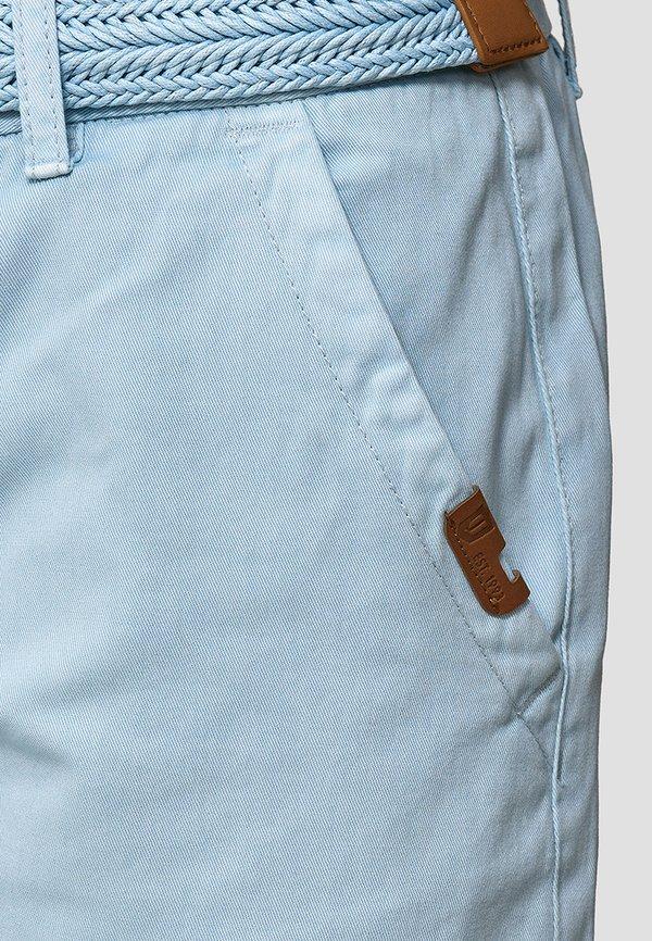 INDICODE JEANS CASUAL FIT - Szorty - blau palace blue/jasnoniebieski Odzież Męska UXLB